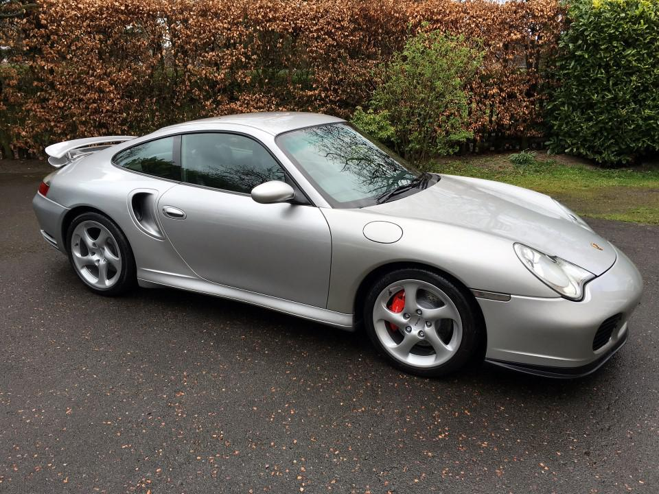2002 Porsche 996 X50 Turbo