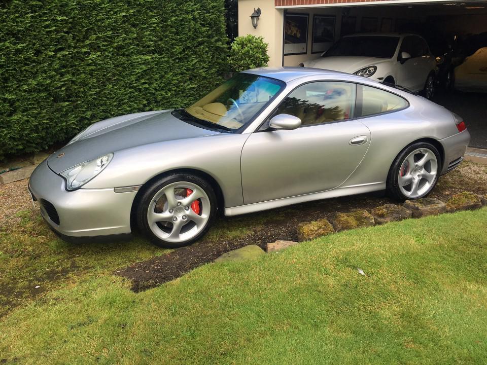 2003 Porsche Carrera 4S