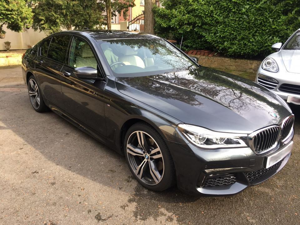 2015 BMW 730 TD X-DRIVE M SPORT