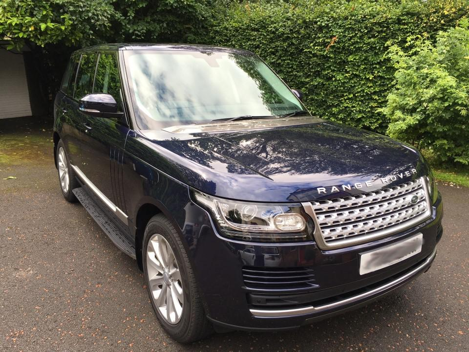 2016 Range Rover Vogue